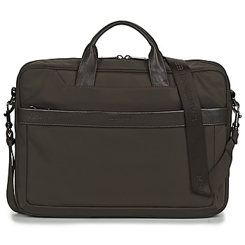 Bags Men Briefcases LANCASTER BASIC SPORT MEN'S 10 Brown