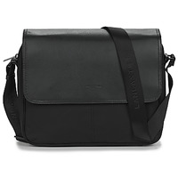 Bags Men Messenger bags LANCASTER Basic Sport Men's 14 Black