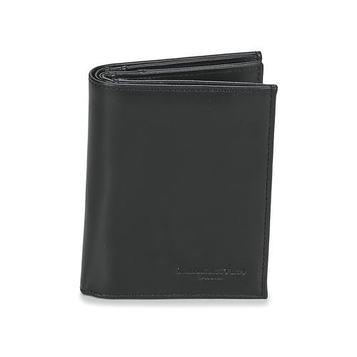 Bags Men Wallets LANCASTER CAPITAL 26 Black
