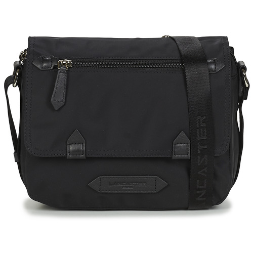 Bags Women Shoulder bags LANCASTER Basic Sport 25 Black