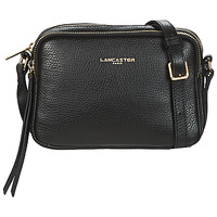 Bags Women Small shoulder bags LANCASTER Dune 20 Black