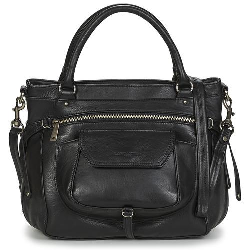 Bags Women Handbags LANCASTER SOFT VINTAGE 5767 Black