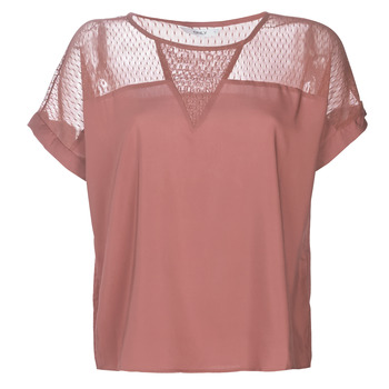Clothing Women Tops / Blouses Only ONLSEMMA Bordeaux