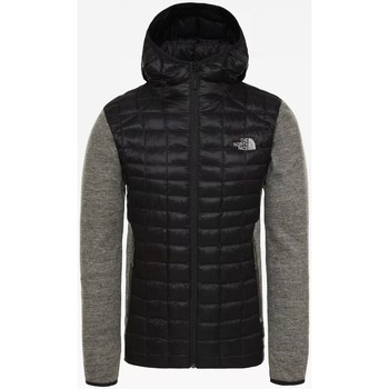 Clothing Men Fleeces The North Face Tekari Thermoball Hybrid Black