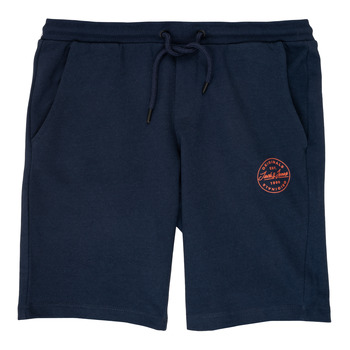 Clothing Boy Shorts / Bermudas Jack & Jones JJISHARK Marine