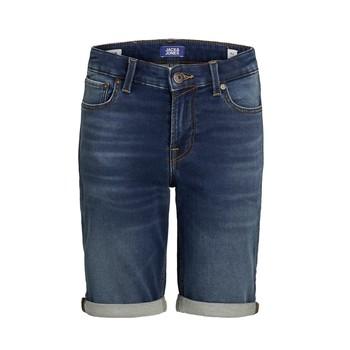 Clothing Boy Shorts / Bermudas Jack & Jones JJIRICK Blue