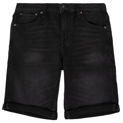 Clothing Boy Shorts / Bermudas Jack & Jones JJIRICK Black