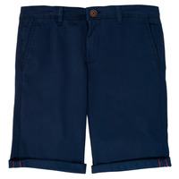 Clothing Boy Shorts / Bermudas Jack & Jones JJIBOWIE Marine