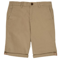 Clothing Boy Shorts / Bermudas Jack & Jones JJIBOWIE Beige
