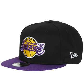 Clothes accessories Caps New-Era NBA 9FIFTY LOS ANGELES LAKERS Black / Purple