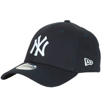 Clothes accessories Caps New-Era LEAGUE BASIC 39THIRTY NEW YORK YANKEES Marine / White