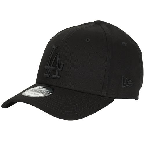 Clothes accessories Caps New-Era LEAGUE ESSENTIAL 9FORTY LOS ANGELES DODGERS Black