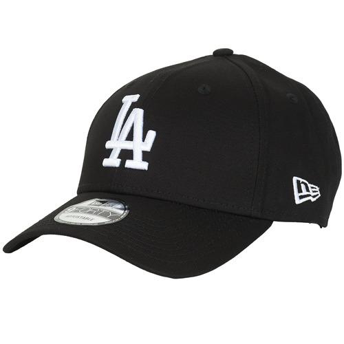 Clothes accessories Caps New-Era LEAGUE ESSENTIAL 9FORTY LOS ANGELES DODGERS Black / White