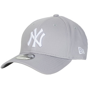 Clothes accessories Caps New-Era LEAGUE BASIC 9FORTY NEW YORK YANKEES Grey / White