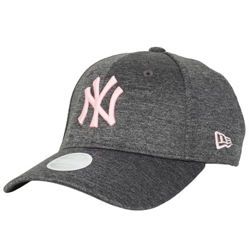 Clothes accessories Women Caps New-Era ESSENTIAL 9FORTY NEW YORK YANKEES Grey / Pink