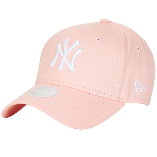 Clothes accessories Women Caps New-Era ESSENTIAL 9FORTY NEW YORK YANKEES Pink