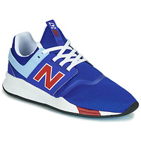 Shoes Men Low top trainers New Balance 247 Blue