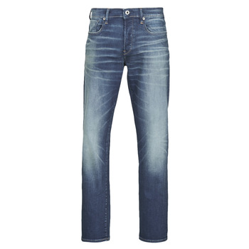 Clothing Men straight jeans G-Star Raw 3301 STRAIGHT Blue