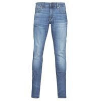 Clothing Men Skinny jeans G-Star Raw Revend Skinny Medium / Indigo / Aged