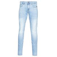 Clothing Men Skinny jeans G-Star Raw Revend Skinny Lt / Indigo / Aged