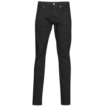 Clothing Men Skinny jeans G-Star Raw REVEND SKINNY Black