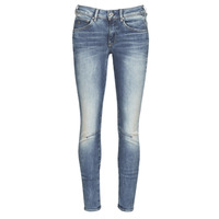 Clothing Women Skinny jeans G-Star Raw ARC 3D MID SKINNY WMN Blue