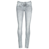 Clothing Women Skinny jeans G-Star Raw LYNN MID SKINNY WMN Grey