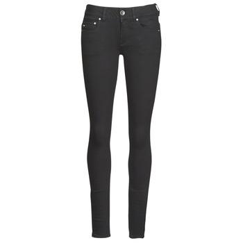 Clothing Women Skinny jeans G-Star Raw Midge Cody Mid Skinny Wmn  black