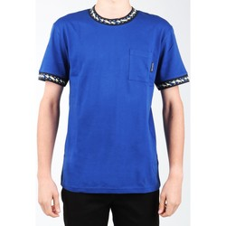 Clothing Men Short-sleeved t-shirts DC Shoes DC EDYKT03372-BYB0 navy