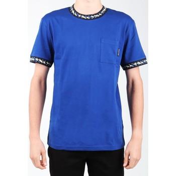 Clothing Men Short-sleeved t-shirts DC Shoes DC EDYKT03372-BYB0 navy