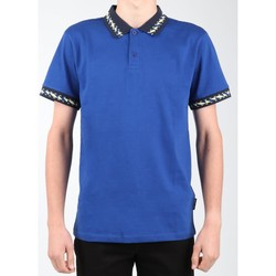 Clothing Men Short-sleeved polo shirts DC Shoes DC EDYKT03380-BYB0 navy