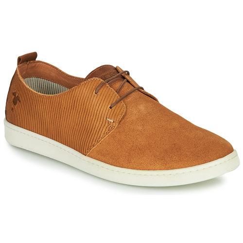 Shoes Men Derby Shoes Kost JOUEUR 93 A Caramel
