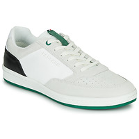 Shoes Men Low top trainers Redskins YARON White / Black / Green