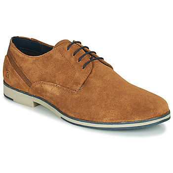 Shoes Men Derby Shoes Redskins TEHOU Brown