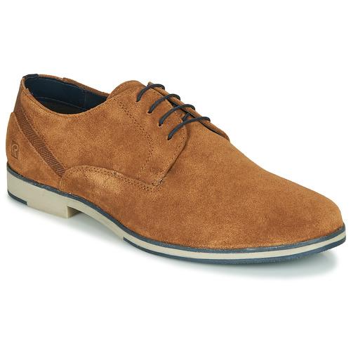 Shoes Men Derby Shoes Redskins TEHOU Brown