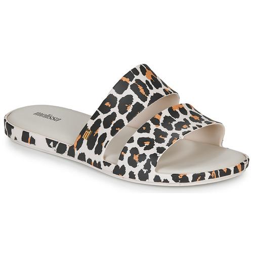Shoes Women Sandals Melissa COLOR POP Leopard