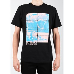 Clothing Men Short-sleeved t-shirts DC Shoes DC EDYZT03746-KVJ0 black