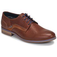 Shoes Men Derby Shoes André JACOB Brown