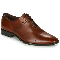Shoes Men Brogues André CUTTY Brown