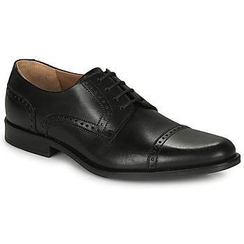 1930s Men's Fashion Guide- What Did Men Wear? André  LORDMAN  mens Casual Shoes in Black £80.50 AT vintagedancer.com