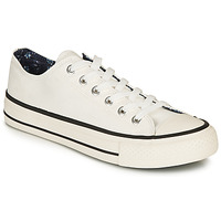 Shoes Men Low top trainers André VOILURE White