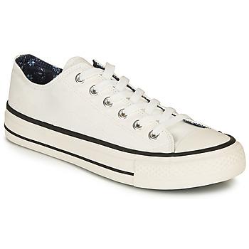 Shoes Men Tennis shoes André VOILURE White