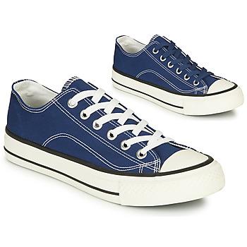 Shoes Men Tennis shoes André VOILURE Blue
