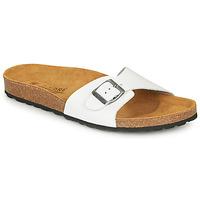 Shoes Men Sandals André NUSPRINT White
