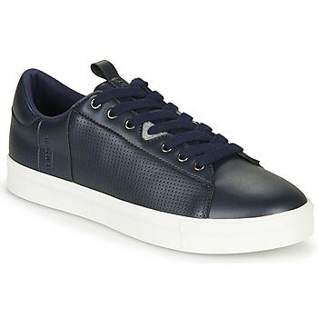 Shoes Men Low top trainers André BRITPERF Marine