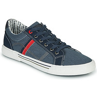 Shoes Men Low top trainers André SUNWAKE Marine