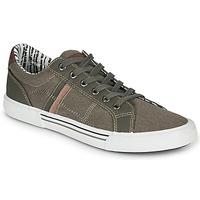 Shoes Men Low top trainers André SUNWAKE Kaki