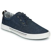 Shoes Men Low top trainers André WINDY Blue