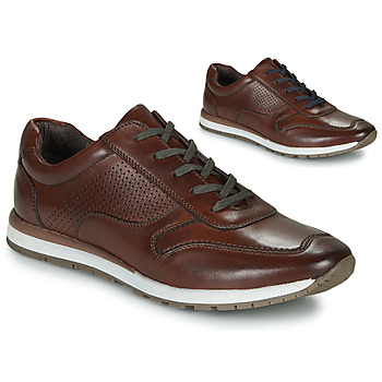 Shoes Men Running shoes André SPORTCHIC Brown