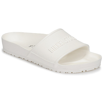 Shoes Men Mules Birkenstock BARBADOS White